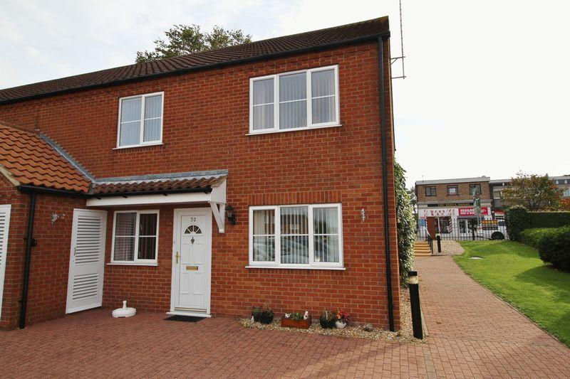 2 Bedrooms Ground Flat for sale in Sutton Court, Skegness