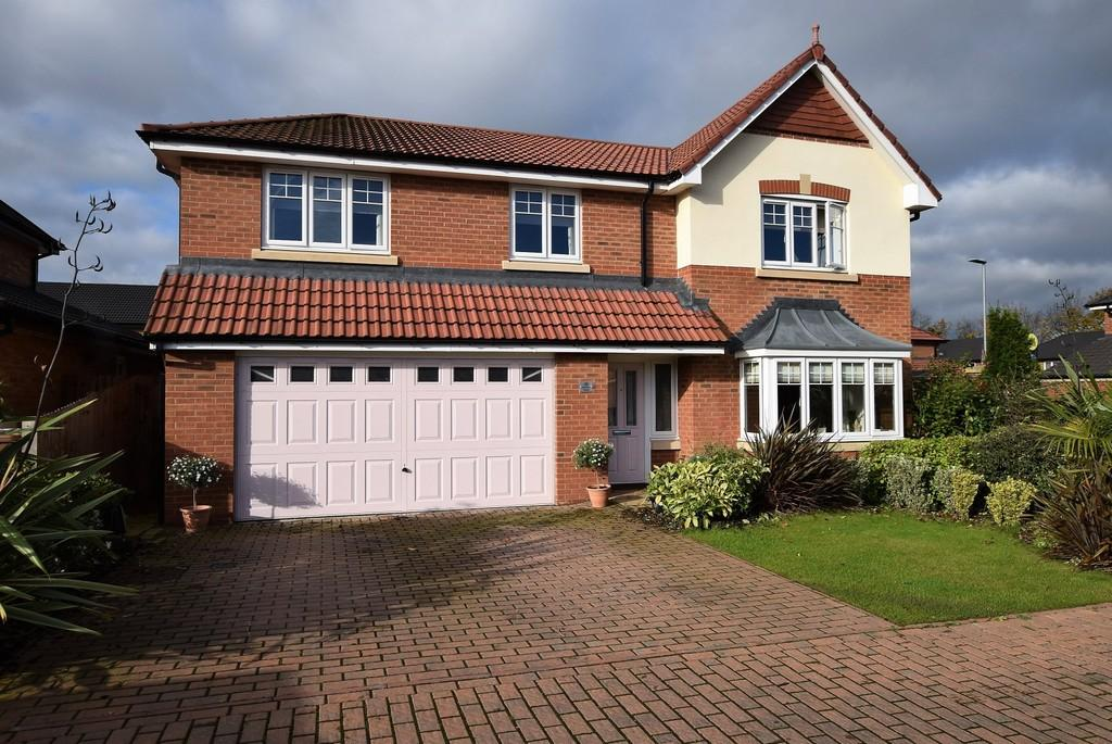 5 Bedrooms Detached House for sale in Chelford Road, Eccleston, St. Helens