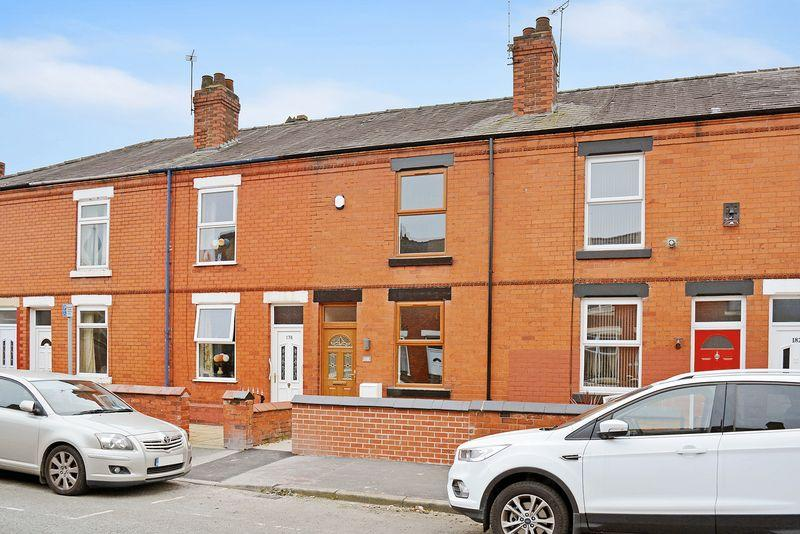 2 Bedrooms Terraced House for sale in Gorsey Lane, Warrington