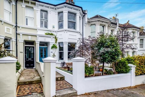 4 bedroom terraced house for sale - Waldegrave Road, Brighton, BN1