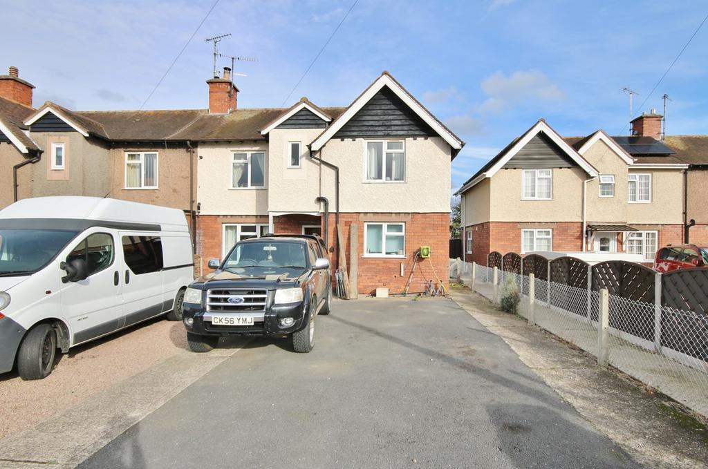 3 Bedrooms End Of Terrace House for sale in Lloyd Street, Hereford, HR1