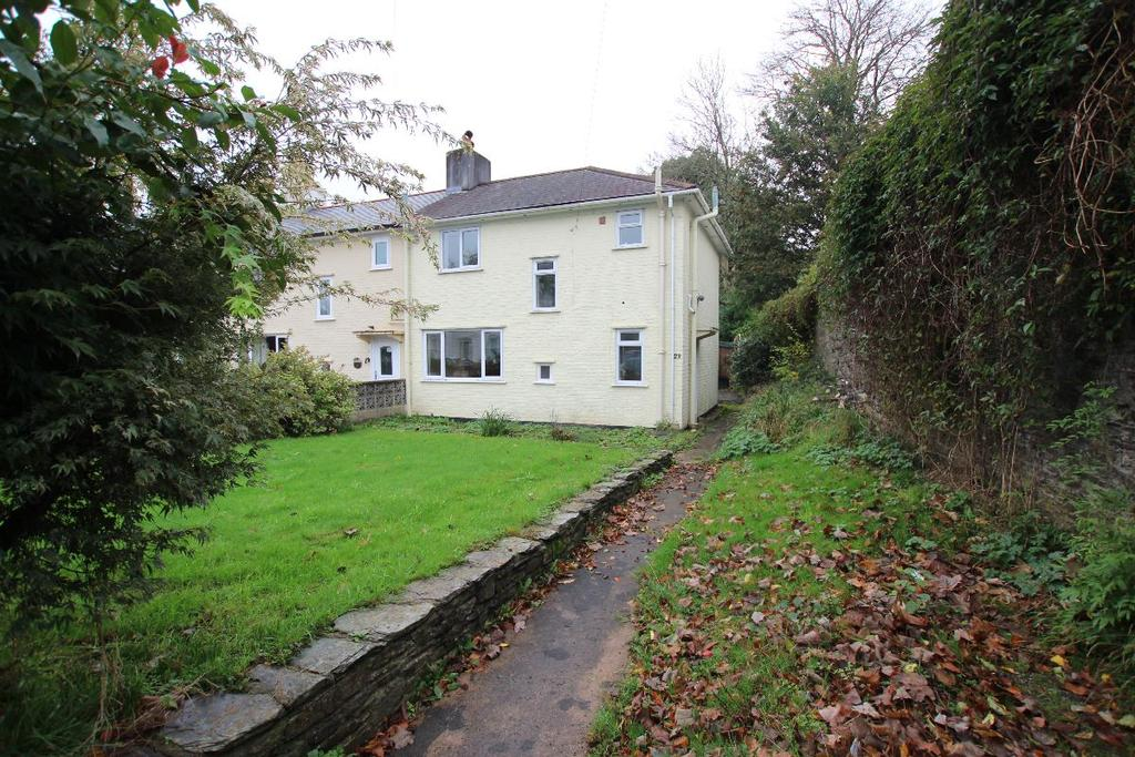 3 Bedrooms Terraced House for sale in Buckfastleigh