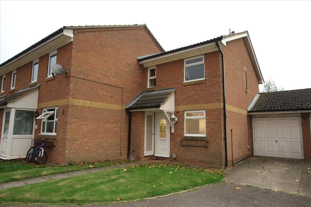 2 Bedrooms Terraced House for sale in Aleyn Way, BALDOCK, SG7