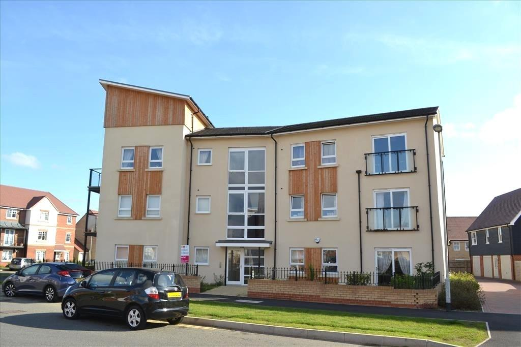 2 Bedrooms Apartment Flat for sale in Planets Way, Biggleswade, SG18