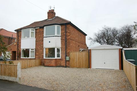 2 bedroom semi-detached house for sale - Burnholme Grove, York, YO31