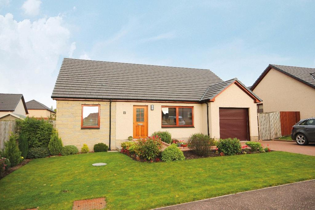 3 Bedrooms Detached House for sale in Destiny Drive, Scone, Perthshire, PH2 6GJ