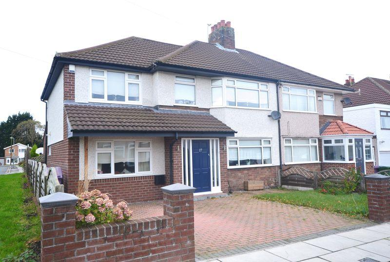 4 Bedrooms Semi Detached House for sale in Barnhurst Road, Childwall