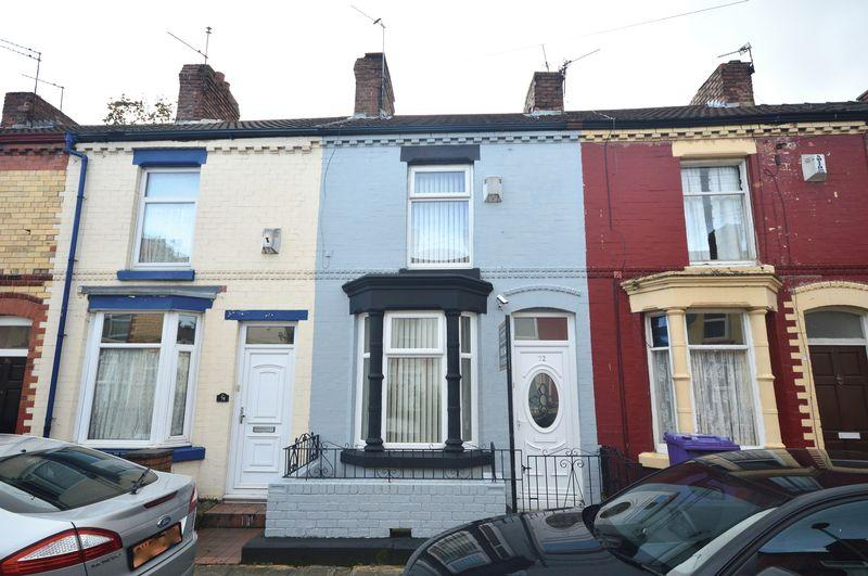 2 Bedrooms Terraced House for sale in Banner Street, Wavertree