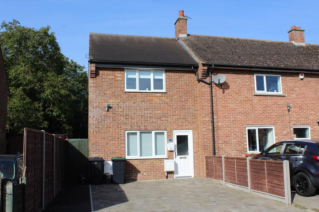 2 Bedrooms End Of Terrace House for sale in Kingsway, Stotfold, Hitchin, SG5