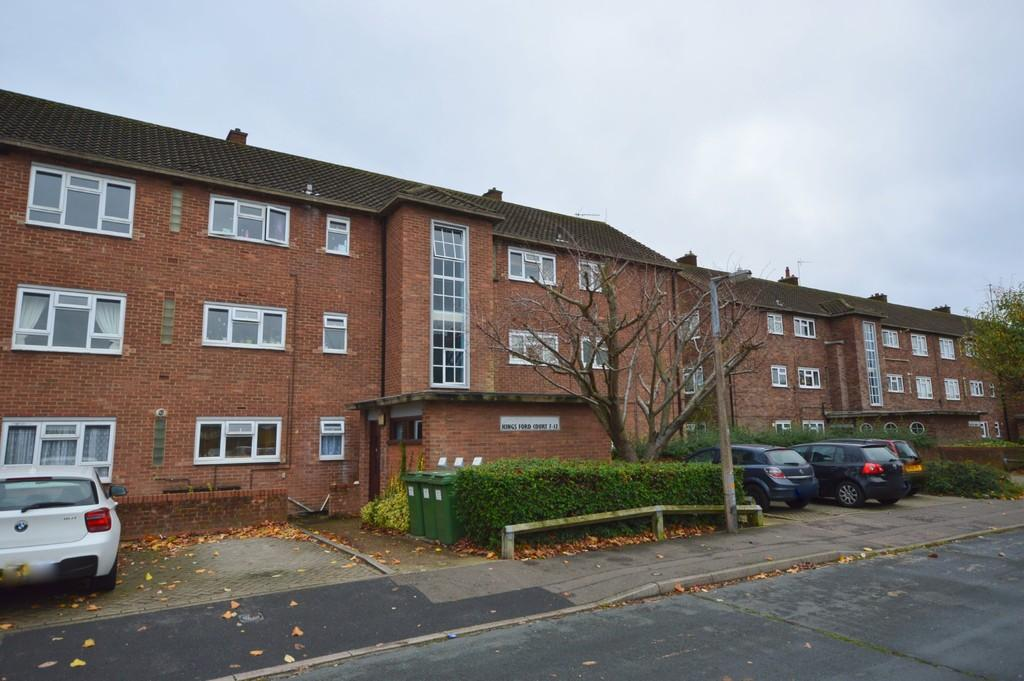 2 Bedrooms Flat for sale in Kingsford Court, Coats Hutton Road