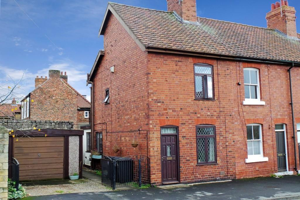 3 Bedrooms End Of Terrace House for sale in St. Joseph's Street, Tadcaster