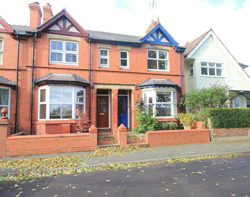 3 Bedrooms Terraced House for sale in Gatacre Road, Oswestry