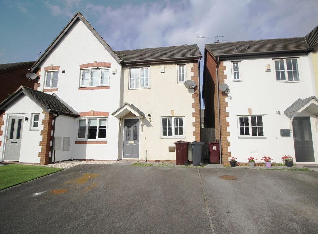 2 Bedrooms Semi Detached House for sale in Yoxall Drive