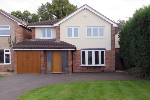 4 bedroom link detached house for sale - Clifton Crescent, Solihull