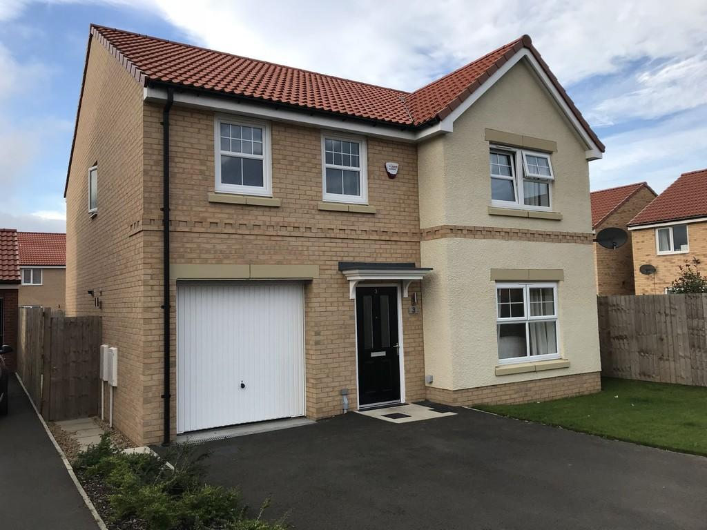 4 Bedrooms Detached House for sale in Auckland Close, Houghton Le Spring