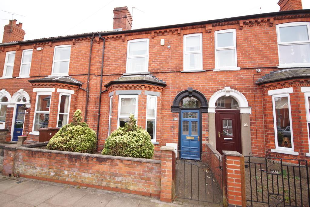 4 Bedrooms Terraced House for sale in Mount Street, Lincoln