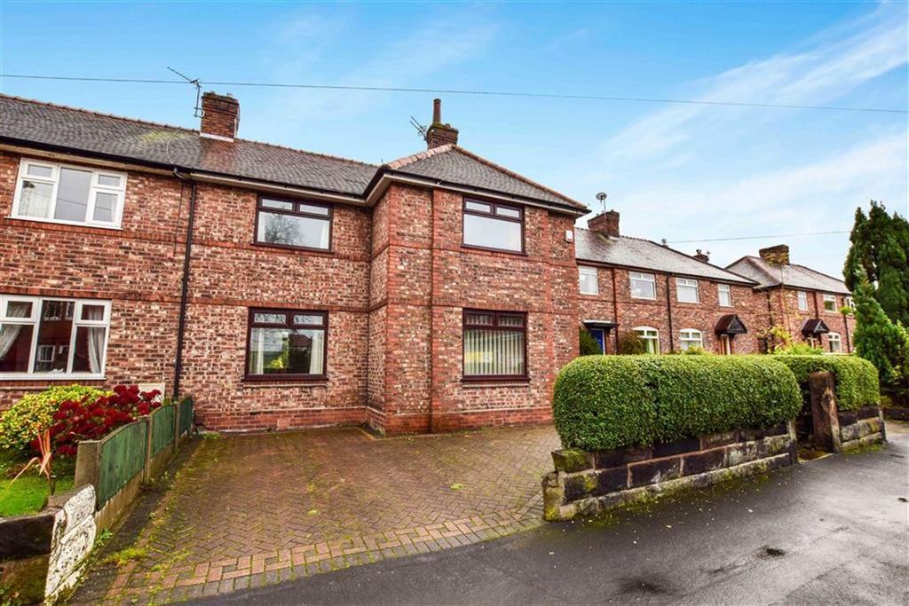 3 Bedrooms Semi Detached House for sale in Hawarden Road, Altrincham, Cheshire, WA14