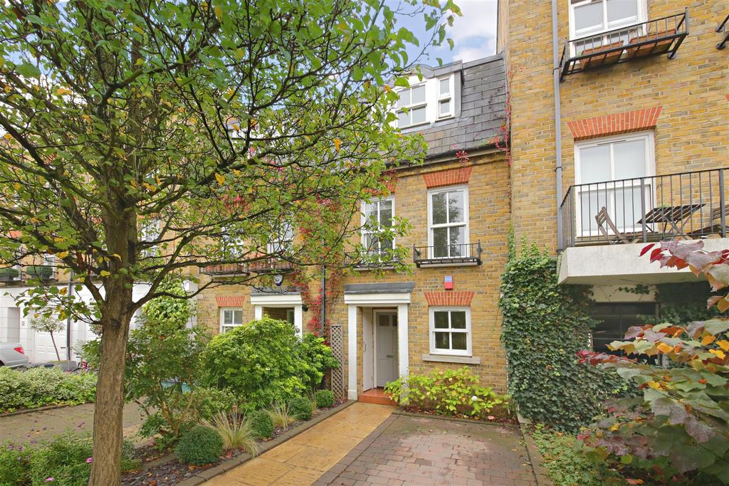 4 Bedrooms Town House for sale in Byron Mews, London