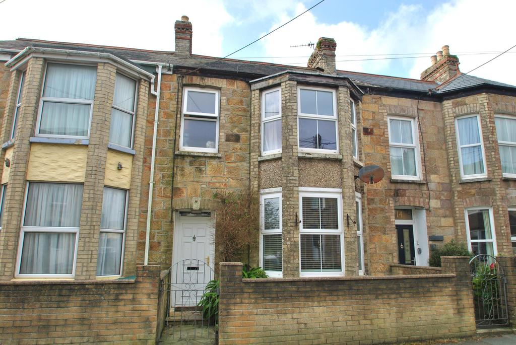 2 Bedrooms Terraced House for sale in Church Street, Newquay
