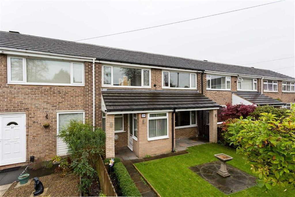 2 Bedrooms Terraced House for sale in Holly Road, Boston Spa, LS23
