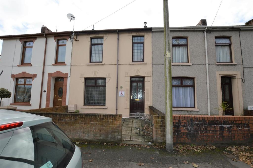 3 Bedrooms Terraced House for sale in Sandy Road, Llanelli