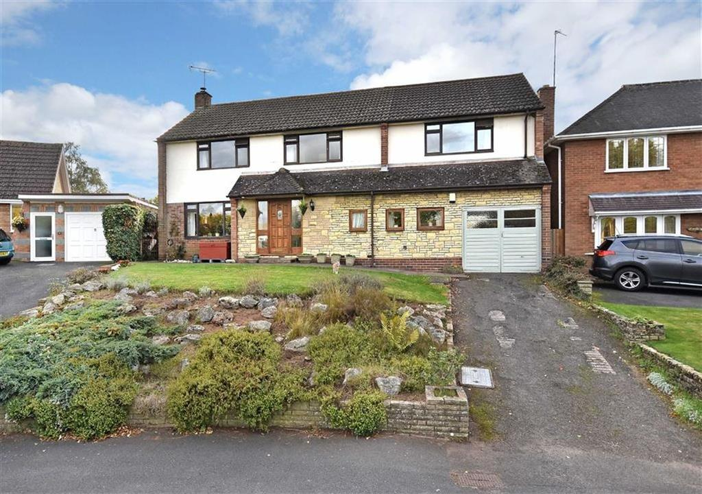 4 Bedrooms Detached House for sale in 8, The Wold, Claverley, Wolverhampton, Shropshire, WV5