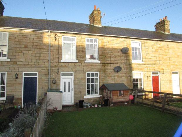 3 Bedrooms Terraced House for sale in FRONT STREET, CROXDALE, SPENNYMOOR DISTRICT
