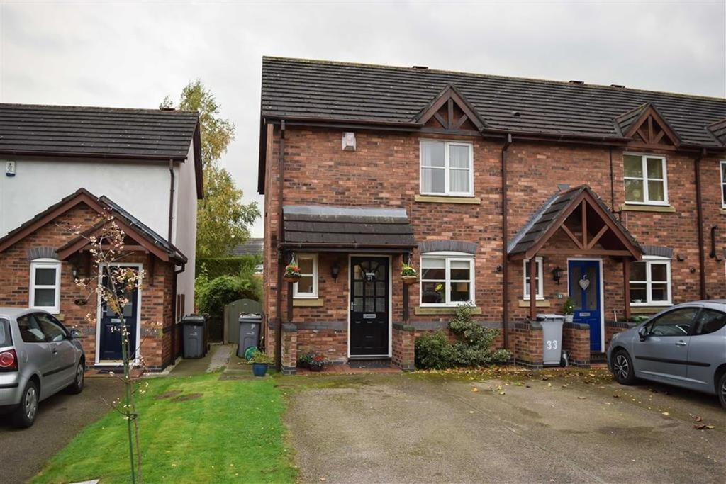3 Bedrooms End Of Terrace House for sale in Wardle Mews
