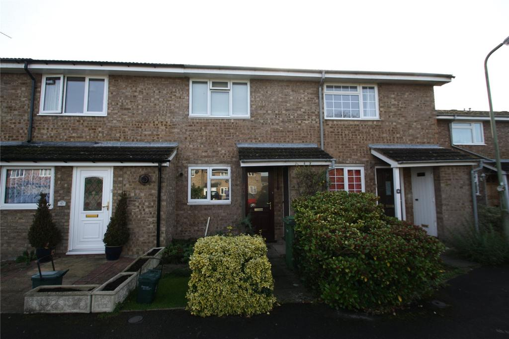 2 Bedrooms Terraced House for sale in Marston Road, Thame, OX9
