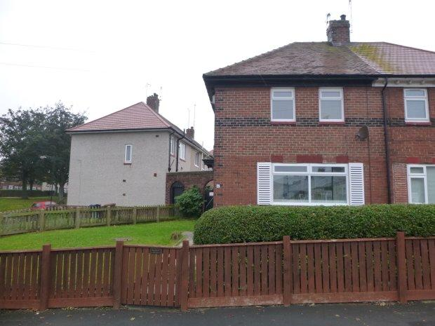 2 Bedrooms Semi Detached House for sale in SHERIDAN STREET, PALLION, SUNDERLAND SOUTH