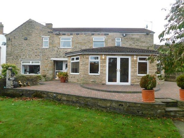 3 Bedrooms Detached House for sale in FRONT STREET, COCKFIELD, BISHOP AUCKLAND