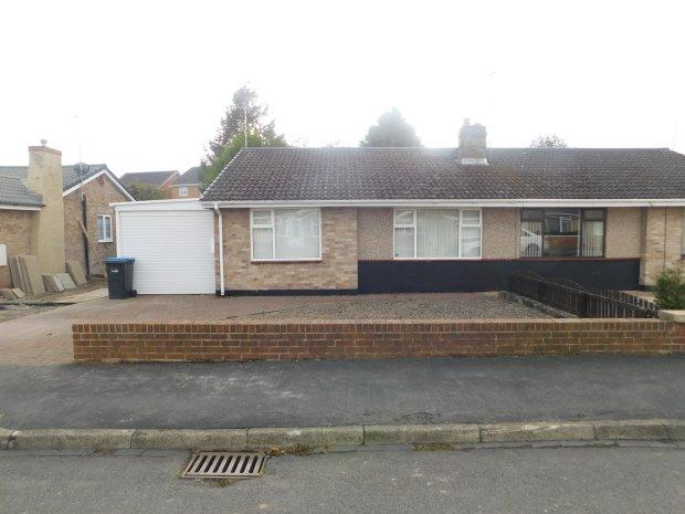 2 Bedrooms Semi Detached Bungalow for sale in HAWESWATER GROVE, WEST AUCKLAND, BISHOP AUCKLAND