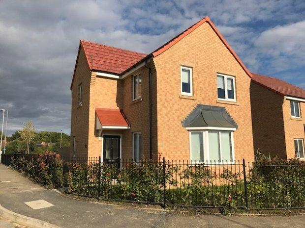 3 Bedrooms Detached House for sale in LIDDELL WAY, BISHOP AUCKLAND, BISHOP AUCKLAND