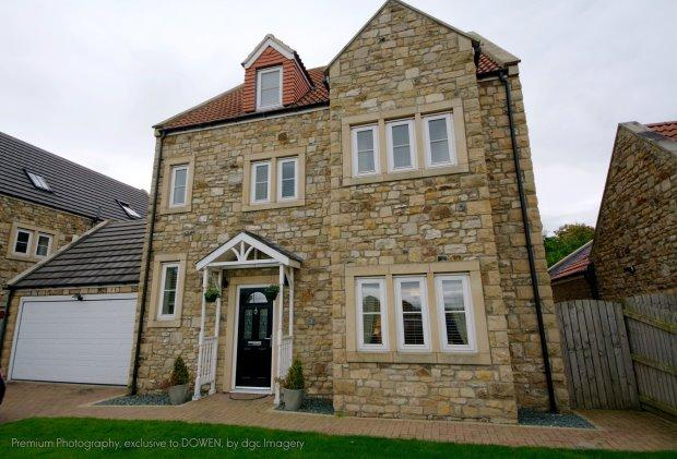 5 Bedrooms Detached House for sale in WEST DEANERY FARM, BISHOP AUCKLAND, BISHOP AUCKLAND