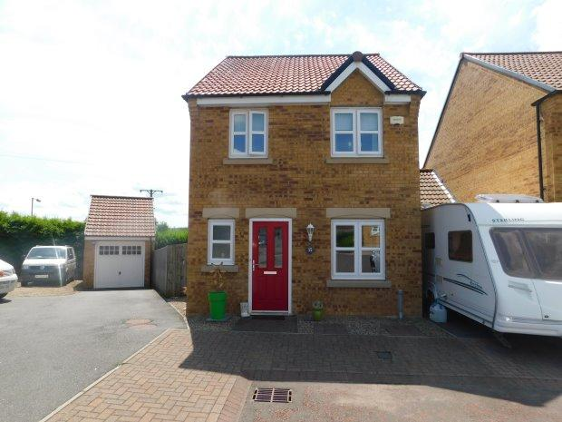 3 Bedrooms Detached House for sale in ST PHILLIPS CLOSE, AUCKLAND PARK, BISHOP AUCKLAND