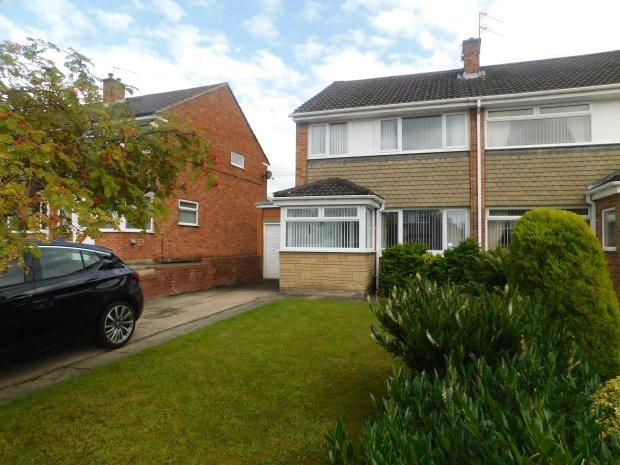 3 Bedrooms Semi Detached House for sale in WYNYARD GROVE, BISHOP AUCKLAND, BISHOP AUCKLAND