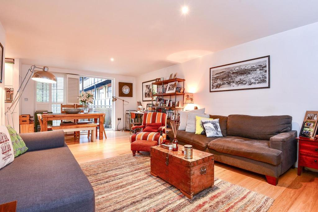 1 Bedroom Flat for sale in York Road, Battersea