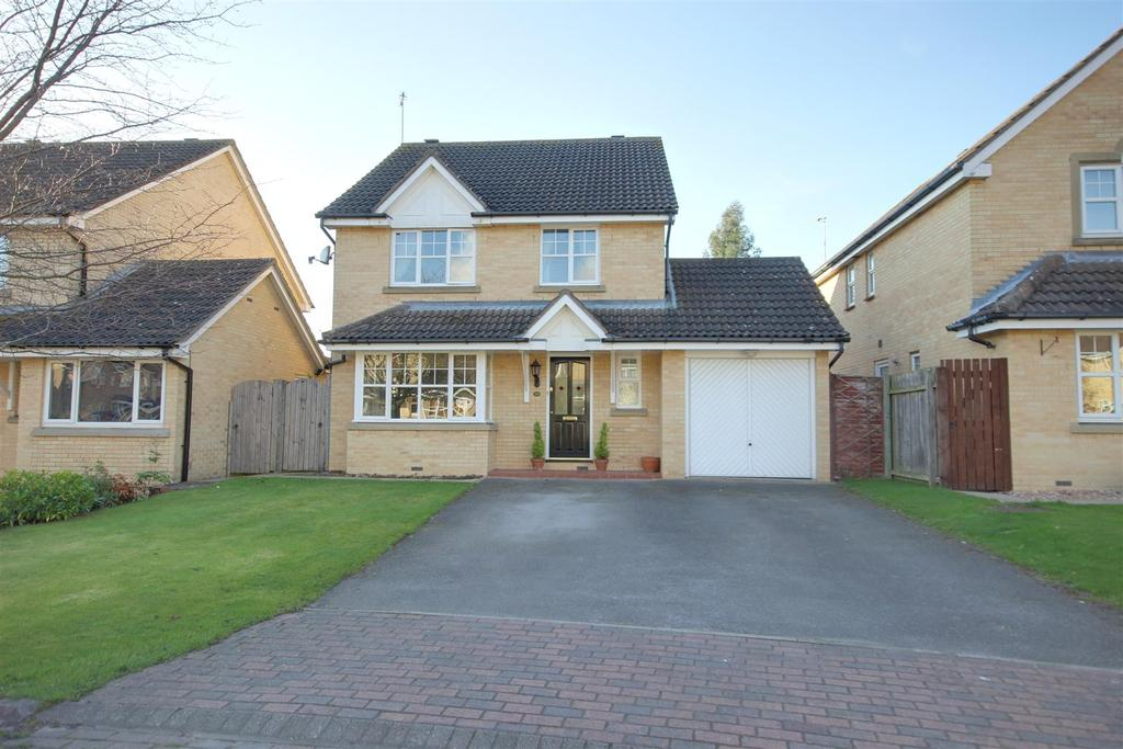 4 Bedrooms House for sale in Fairfield View, Welton, Brough