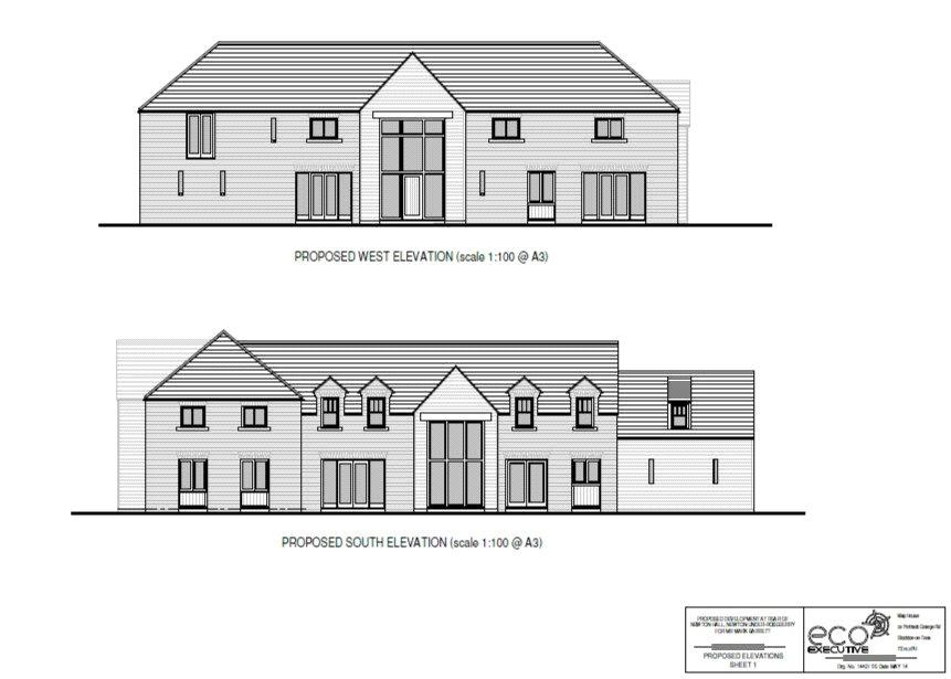 Plot Commercial for sale in Newton Hall, Newton Under Roseberry, North Yorkshire