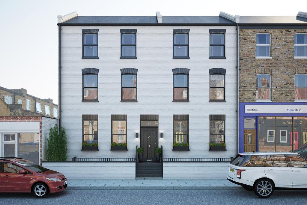 1 Bedroom Flat for sale in Upland Road, East Dulwich