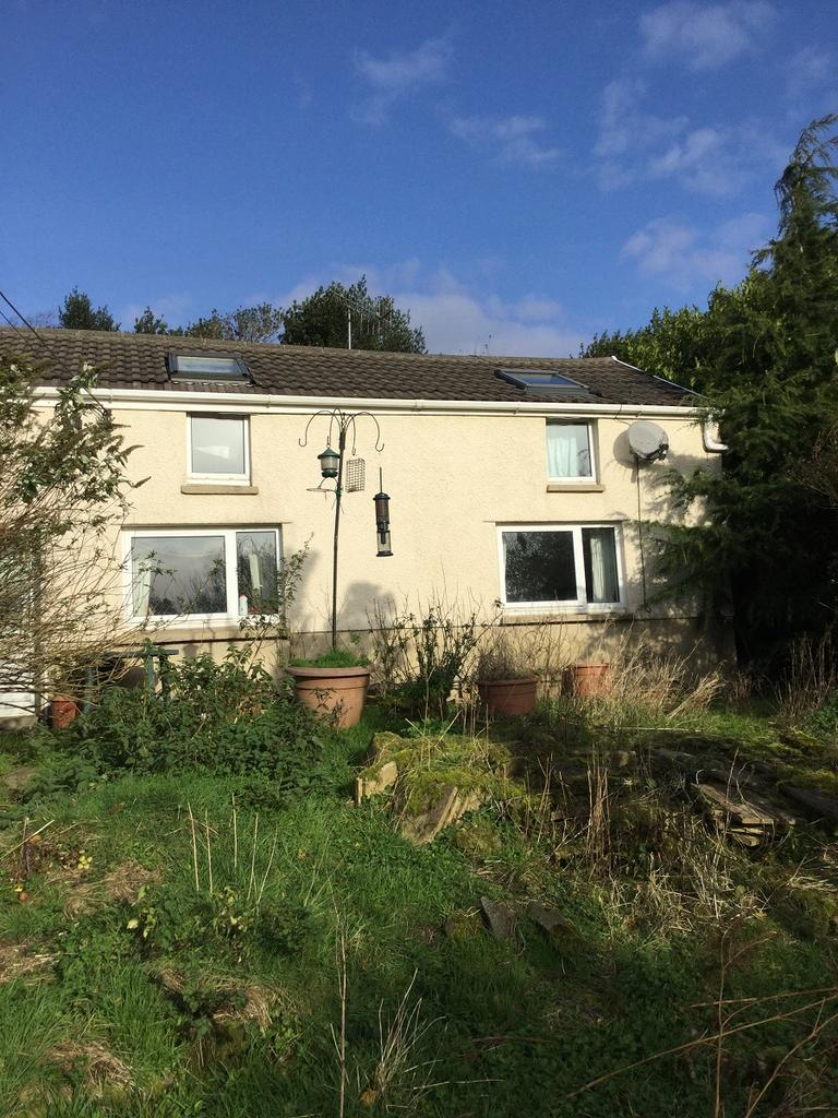 2 Bedrooms Semi Detached House for sale in Pen Y Dderi Cottages, Rhiwfawr SA9