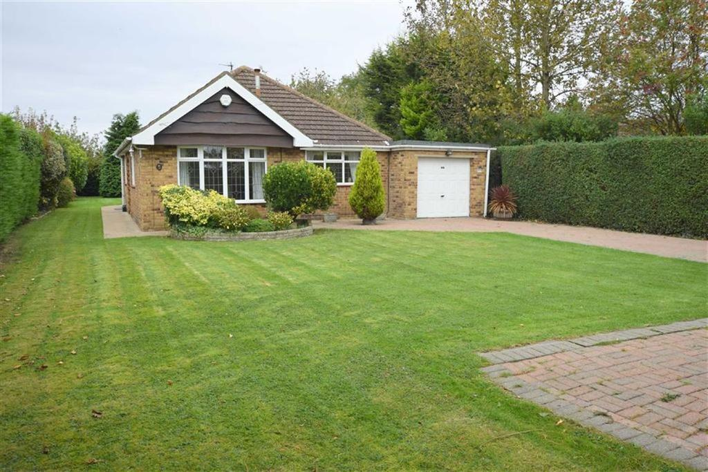 2 Bedrooms Detached Bungalow for sale in Station Road, New Waltham, North East Lincolnshire