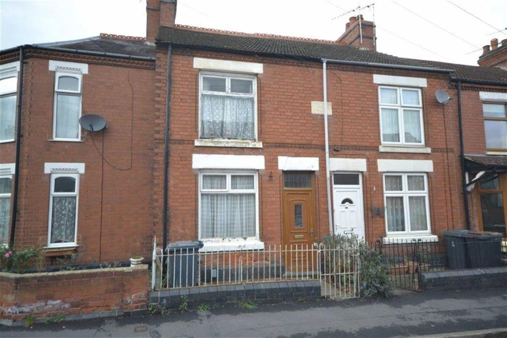 2 Bedrooms Terraced House for sale in Park Avenue, Attleborough, Nuneaton