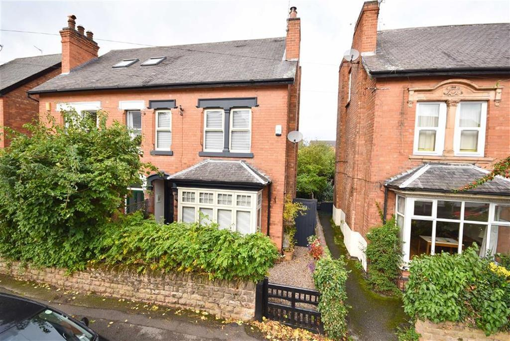 5 Bedrooms Semi Detached House for sale in South Road, West Bridgford