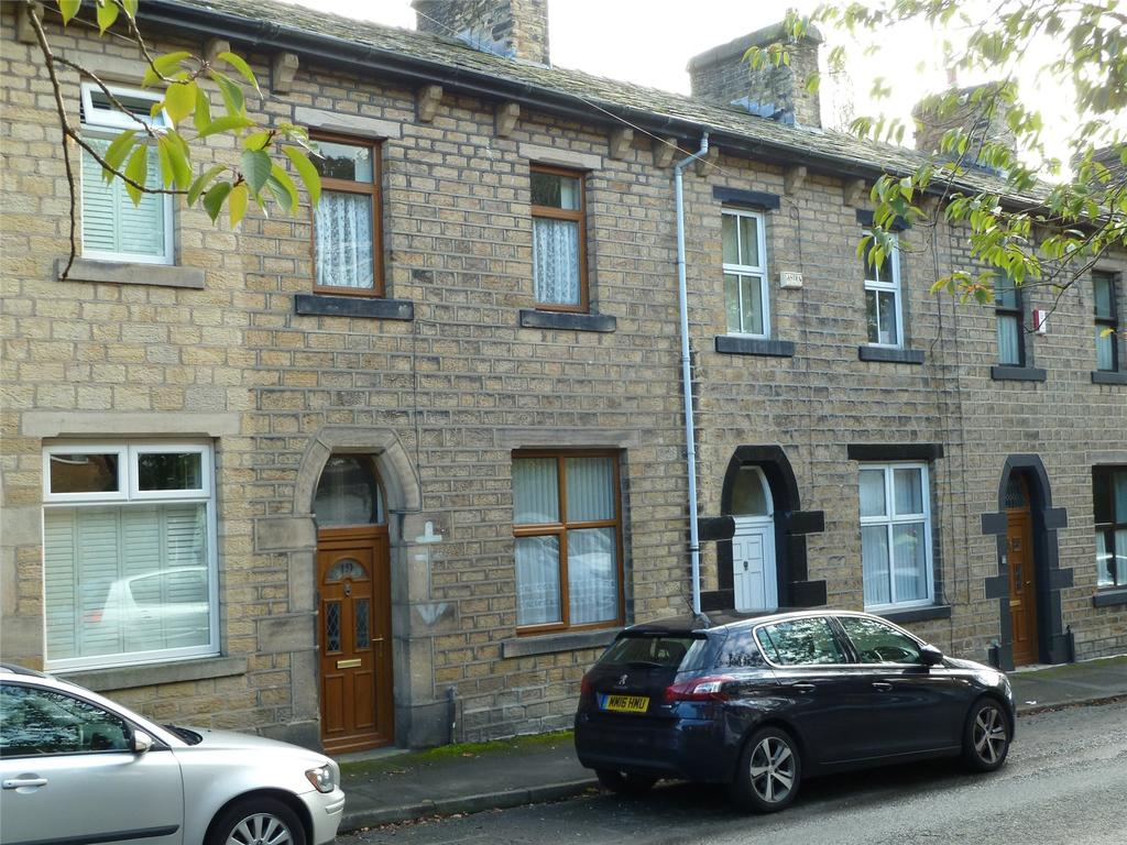 2 Bedrooms Terraced House for sale in Armit Road, Greenfield, Saddleworth, OL3