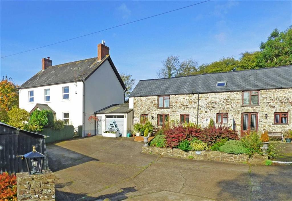 3 Bedrooms Detached House for sale in Newton St Petrock, Holsworthy, Devon, EX22