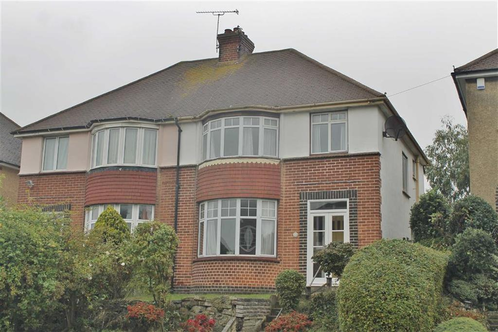 3 Bedrooms Semi Detached House for sale in Dennis Road, Gravesend