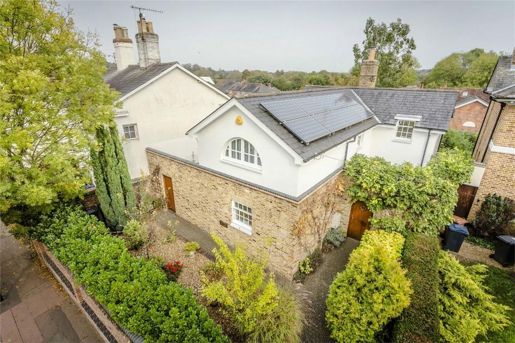 4 Bedrooms Detached House for sale in Northgate End, BISHOP'S STORTFORD, Hertfordshire
