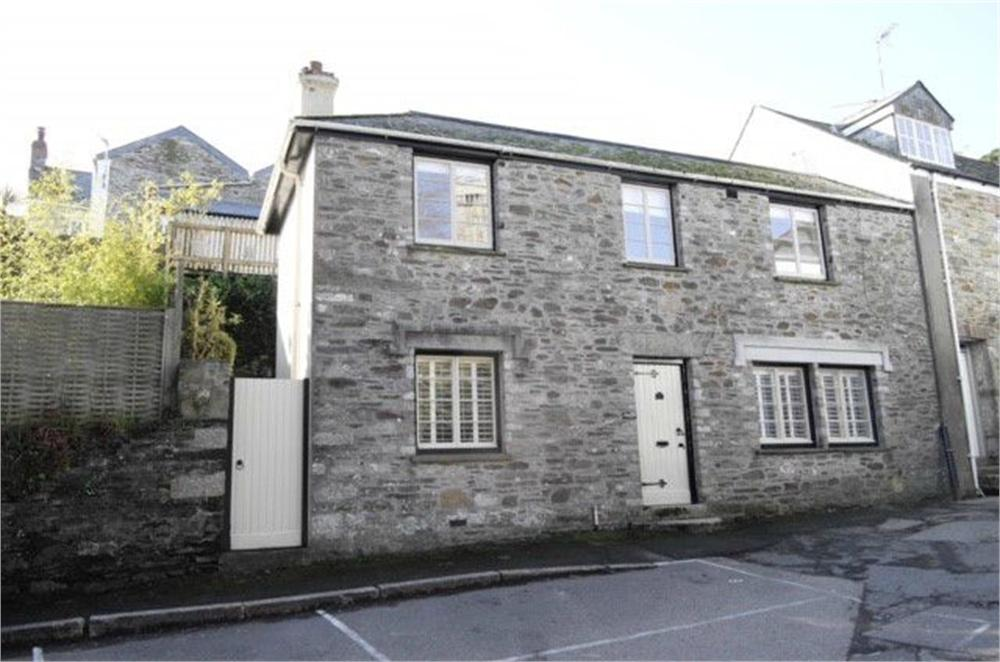 3 Bedrooms End Of Terrace House for sale in Church Avenue, Fowey, Cornwall