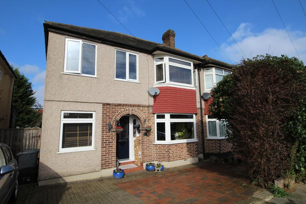 3 Bedrooms Semi Detached House for sale in James Road Dartford DA1